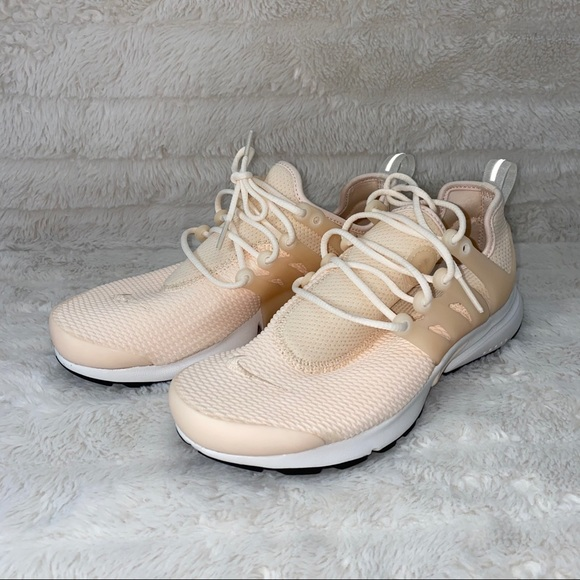 Authentic Baby Pink Prestos Sneakers